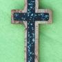 cross-inlaid
