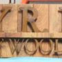 Jerry-R-Davis-School-of-Woodworking-metal-sign