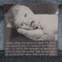 baby-announcement-photo laser-engraved-marble