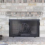 personalized-wide-fireplace-screen-star-design-welded